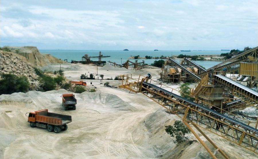Penyusunan Dokumen AMDAL Terpadu PT Karimun Granite Blok A, Blok B, dan Blok C